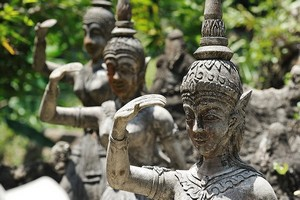 Сад Будды на Самуи