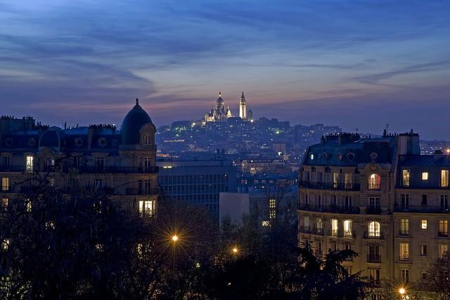 фото Парижа