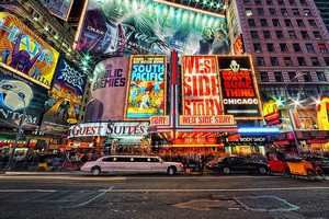 Улица Бродвей, Нью-Йорк