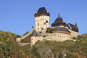 Замок Карлштейн, Чехия.