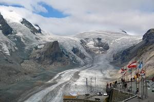 Ледник Пастерце, Австрия
