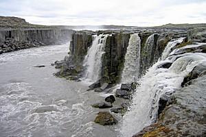 Водопад Селфосс, Исландия