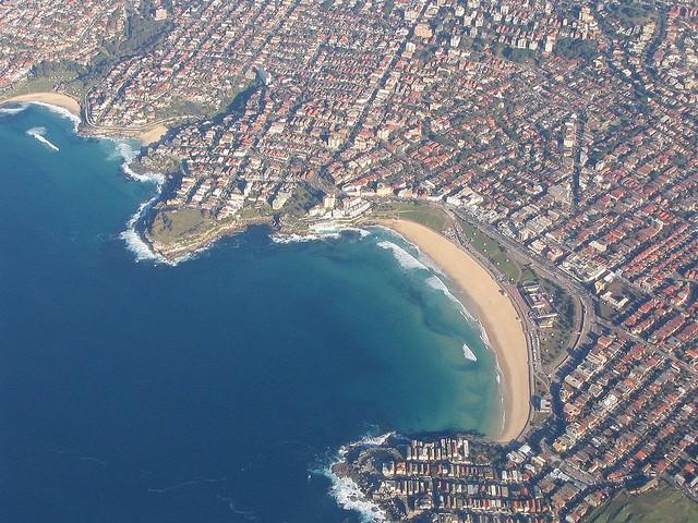 Бонді біч bondi beach сідней австралія