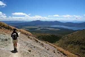 Тонгариро, Новая Зеландия