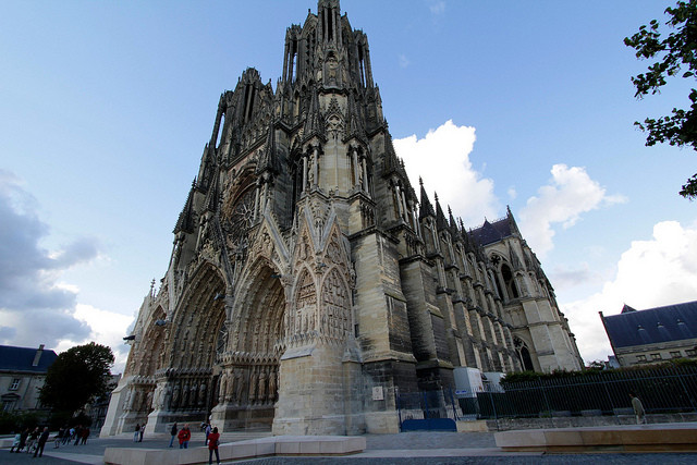 gothic architecture in medieval france