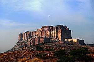 Крепость Мехрангарх
