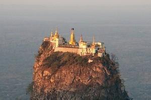 10 интересных буддийских монастырей.