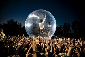 Музыкальные фестивали Европы
