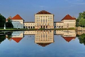 Дворец Нимфенбург в Германии