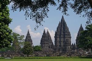 Комплекс храмов Прамбанан