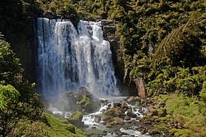 Топ 10 водопадов Новой Зеландии