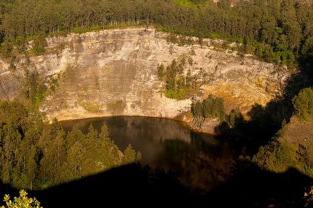 вулкан Келимуту фото