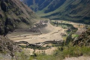 Льяктапата, Перу