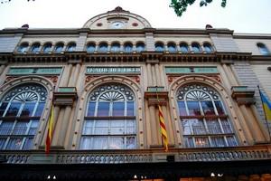Гран-Театр Лисео, Барселона, Испания.
