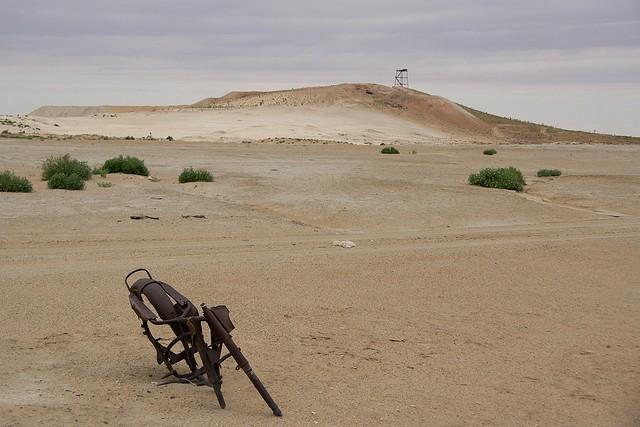 Пустыня Каракумы