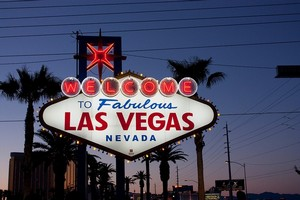 Лас-Вегас-Стрип, США.