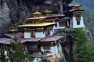Монастырь Такцанг-лакханг