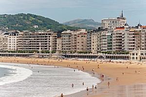 Пляж Ла-Конча, Испания