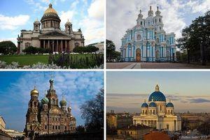 Православные соборы Санкт-Петербурга