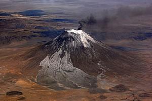 Вулкан Оль Дойньо Ленгаи