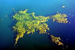 Остров Сарк, Великобритания