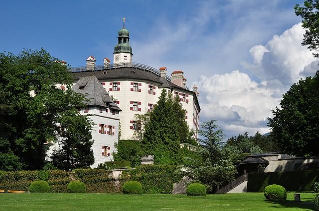 Замок Амбрас Инсбрук