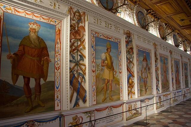 Замок Амбрас Австрия
