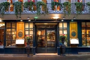 Кафе Прокоп в Париже
