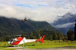 Парк Вестленд Таи Поутини, Новая Зеландия