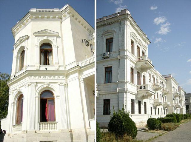 Ливадийский дворец Романовых