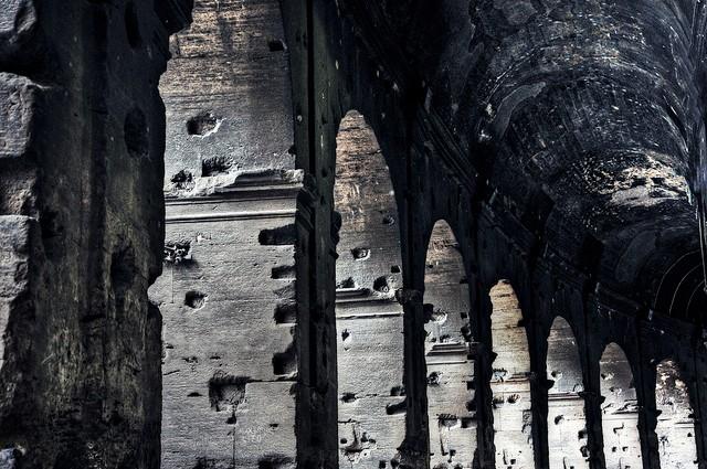 Колизей в Риме описание