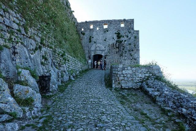 Крепость Розафу