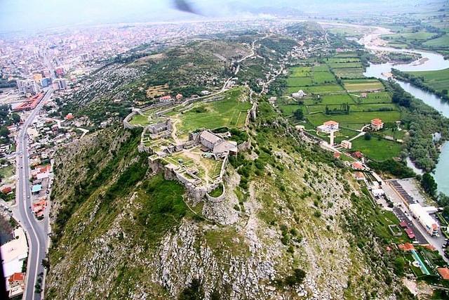 Розафа в Албании