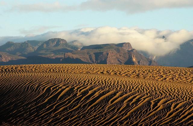 дюны маспаломас