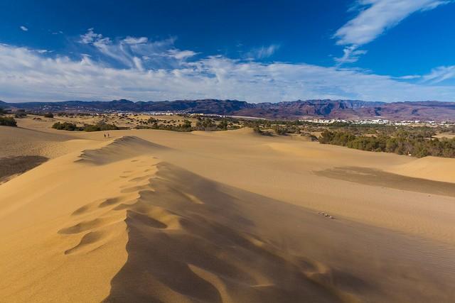 дюны маспаломас гран канария