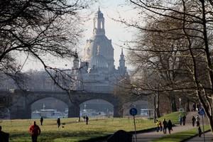 Город Дрезден, Германия