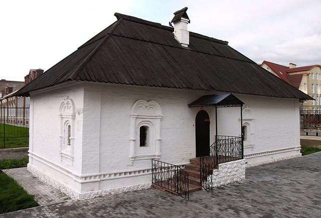 schudrovskaya-palatka